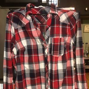 Plus size Maurice's button down.